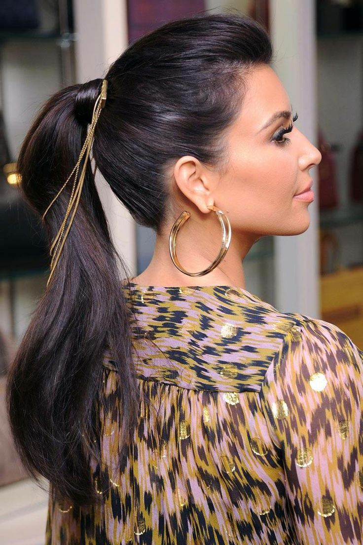 6 Reasons The High Ponytail Is Your Go To Hairstyle This Fall