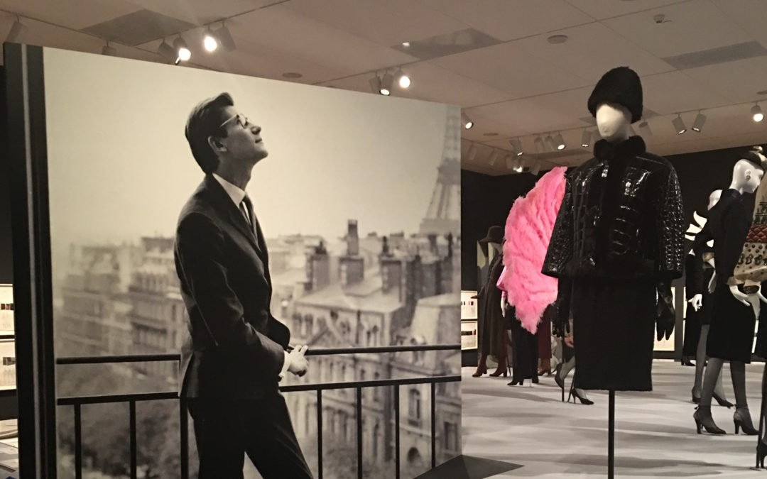 "Review: ""Yves Saint Laurent: The Perfection of Style"" at The Seattle Art Museum"